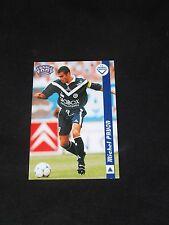 PAVON GIRDONDINS DE BORDEAUX Carte football card FRANCE FOOT DS 1998-1999 panini