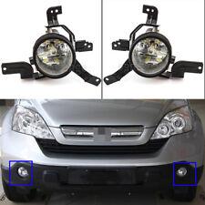 2X LED Lamps FOR Honda CRV CR-V 2007-2009 Front Bumper Fog Driving Light LH + RH