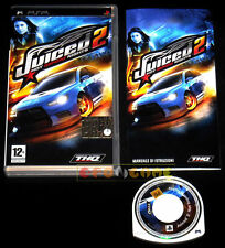 JUICED 2 HOT IMPORT NIGHTS Psp Versione Italiana 1ª Edizione •••• COMPLETO