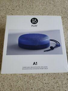 BeoPlay Bang & Olufsen A1 Play portable B&O Bluetooth Speaker Royal Blue 1297886