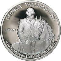 1982 S George Washington Proof Commemorative Half Dollar 90% Silver