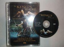 The King's Whore (DVD, 2001, RARE, Out Of Print) Timothy Dalton, Valeria Golino