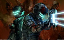 "02 Dead Space 2 - II Game Art Print 38""x24"" Poster"