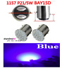 2 x 1156, 1157 BA15S Bay15D P21W 33 LED 5730 smd Car Tail Bulb Brake Lights - UK