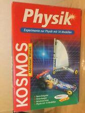 Kinder Experimente Baukasten, Experimentierkasten,Physik,zur Einschulung