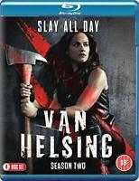 Van Helsing: Season Two [Blu-ray] [DVD][Region 2]