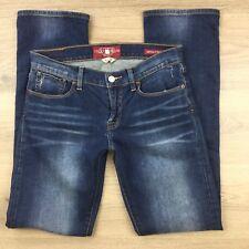 Lucky Brand Sienna Tomboy Women's Jeans Straight Leg Size 6/28 Actual W31 (AO6)