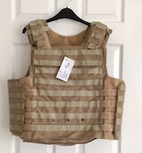 "AEGIS AC##0096 PERSONAL BODY ARMOUR PLATE CARRIER VEST, New, SIZE XL - 46""/48"""