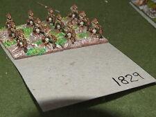 15mm Classical Greek Sling 12 Light Infantry (1829)