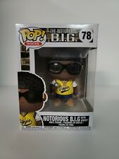 Funko Pop! Rocks - Notorious B.I.G. [with Jersey] #78