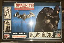 BATMAN THE DARK KNIGHT SPRUKITS LEVEL 3 FIGURE MODEL KIT BAN DAI ARKHAM CITY