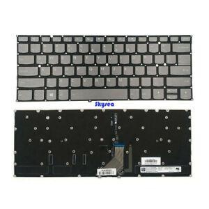 New For Lenovo Ideapad Yoga 920 920-13IKB Backlit Keyboard US Gray