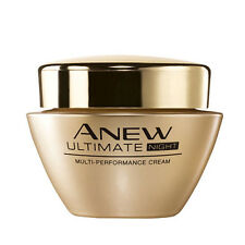 AVON 23,98€/100ml ANEW Ultimate Multi Performance Nachtcreme, ab 50+ Anti Aging