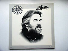 KENNY ROGERS Lucille LP Sealed UA-LA689-G Vinyl 1976 Record