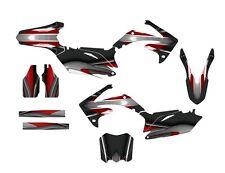 2010 2011 2012 2013 CRF 250 R graphics Honda 250R deco kit NO5600 Red