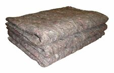 10 x Furniture Moving Van Removal Packing Transit Fabric Blankets 2000mm x1500mm