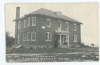 Infirmary, Lutheran Orphans Home TOPTON PA Vintage Berks County Postcard