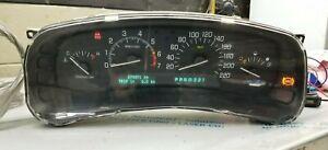 1997 Buick Park Avenue Ultra speedometer 270K Km's erratic fuel level gauge