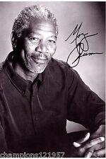 Morgan Freeman ++Autogramm++ ++Hollywood Superstar++