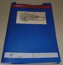Werkstatthandbuch VW Golf IV, Elektrische Anlage Eigendiagnose