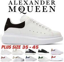 Alexander McQueen oversize shoes scarpe uomo donna 35~45 sped. DHL 7/14 giorni