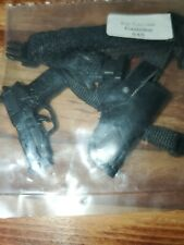 SAS Black Pistol Holster and Belt Accessory for 12