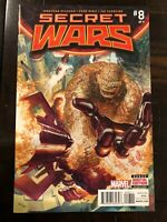 Secret Wars 8 of 9  Comic Book A8-27