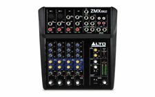 Alto ZMX862 Compact Mixer 6-channel Studio Mixing Desk