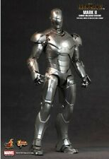 Hot Toys MMS150 Iron Man 2: Mark II (Armor Unleashed Ver.) Limited Edition (New)