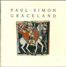 Paul Simon sealed/unplayed cd album- Graceland