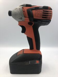 Fein 18V Impact Driver - ASCD 18 W4 -  with 18V 4.0Ah Battery
