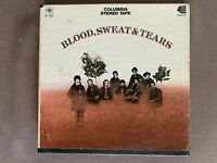 BLOOD, SWEAT AND TEARS REEL TO REEL TAPE 4 TRACK HC 1057