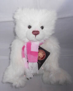 Charlie Bears Anniversary CAROL - SECRET COLLECTION QVC Exclusive - Isabelle Lee