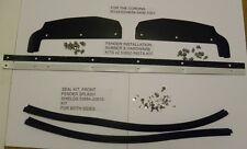 Toyota Corona 1965-70 RT43/52/4#5# Fenders & Splash Shield Installation Kits