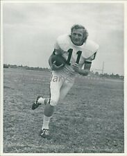 1972 Don Bunce Stanford QB Rose Bowl MVP Original News Service Photo