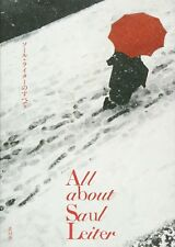 All about Saul Leiter Book Japan