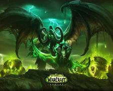 HOT For World of Warcraft LEGION Burning legion devil hunter game mouse pad