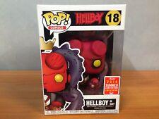 Hellboy in Suit - SDCC 2018 US Exclusive Pop! Vinyl