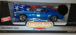 """1:18 """"American Muscle"""" 1969 Camaro SS396 """"Cannaday's Hobby"""""""