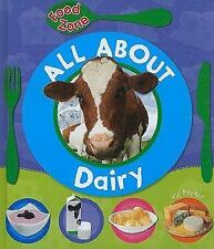 All About Dairy (Qeb Food Zone) by Vic Parker