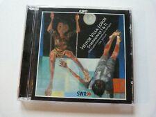 VILLA-LOBOS, Symphonies 1 & 11, cpo CD, Stuttgart RSO,1999 made in Germany