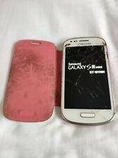 Samsung Galaxy S III Mini GT-I8190N - 8GB - Marble White (Unlocked) Smartphone