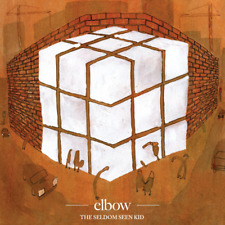 ELBOW ( NEW SEALED CD ) THE SELDOM SEEN KID