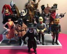 Puppet Master 6 inch figures loose, lot of 12