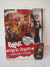 BRATZ Rock Angelz Band Concert STAGE NRFP SUPER RARE