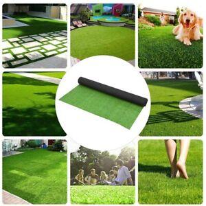 Budget 7mm Artificial Grass Roll Remnant Offcut Golf Putting Green Mat 4m x 1m