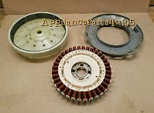 Whirlpool Kenmore Washer Motor Cabrio Rotor 280146 Stator W10419333 + Sheild