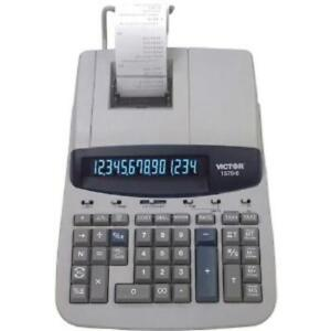 Victor Technology 1570-6 Victor 1560-6 Heavy-duty Printing Calculator - 14