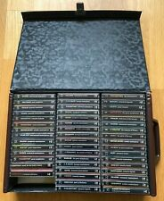 The Classical Collection - Music Cassette Tapes + Lockable Storage Case/Holder