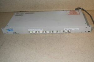 ^^ LEITCH XPRESS 12X1 ROUTING SWITCHER